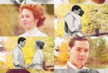 Anne / Anne of Green Gables, a timeless classic. One I have watched hundreds of times and still love. I never get tired of it