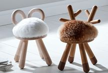 Toy stools for kids