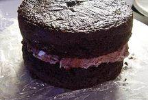 Decorating-cake fillings