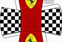 Ferrari party