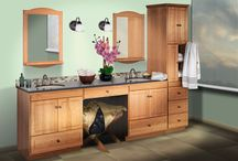 2014 Strasser Woodenworks Catalogue / New ensemble images of our vanity collections
