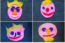 Materiál - Filc / hry a Aktivity pro batolata a malé děti s filcem