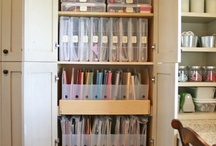 Organizing: Space / Great home organizing tips + office organizing ideas that are beautiful and functional!