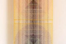 Textiles / Textile art. / by Christine Hornicke