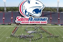 USA Marching Band / by University of South Alabama