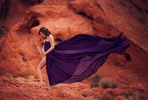 Mama Goddess Photo shoot / Natural Goddess Photography ideas of a Mama to be
