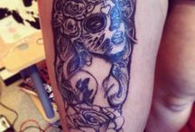 Tattoos by me / Tattoos that I have done