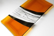 Fused Glass - Plates