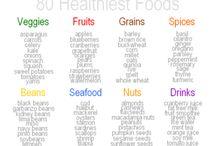 healthy inspiration / by Bri White-Martini