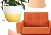 COLOUR SCHEMES / Colour schemes for interior decor