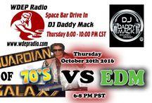 DJ Daddy Mack Space Bar Drive Inn tonight!!!