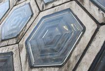 MATERIAL I Glass / glass samples