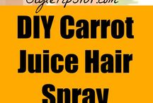 carrot uses