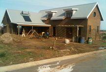 Building Green (Retirement dream!) / Sand bag, Eco homes, sustainability, etc.