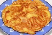 recetas manzanas