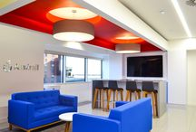 Almirall - Design & Build / tda interiors' work for Almirall: #design and #build a 5,500 sq ft office in Harman House in Uxbridge. Almirall wanted to change the way they work to a hot desking open plan environment. #officespace #workplacedesign #interiordesign #officeinspiration