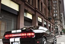 Dodge challenger / Muscle cars