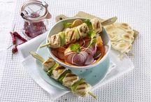 Leichte Gerichte mit Hähnchen- und Putenfleisch / Leichte und abwechslungsreiche Gerichte mit Hähnchen- und Putenfleisch - perfekt für alle Ernährungs- und Figurbewussten!