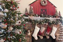 Barn Christmas