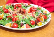 Berries and Spice | Salads / Salads for a fresh and healthy life.   www.berriesandspice.com