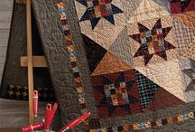 Sewing - Quilts / Examples of quilts with tutorials / by Robbie Giles