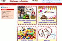 Disfraces de Navidad / Disfraces para Navidad, Celebraciones de Fin de Año, Belenes de Colegios, Cabalgatas de Reyes