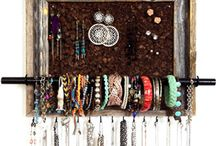 Jewelry Organization / by Annette Gregory-Rose