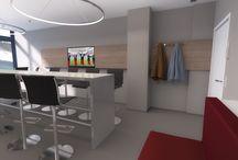 RB VIP-Lounge / SkyBox by Brandvorwerk Design / Entwurf und Gestaltung einer VIP-Lounge im Leipziger Zentralstadion des Vereins RB Leipzig für einen Firmenkunden. Umsetzung 09/2016