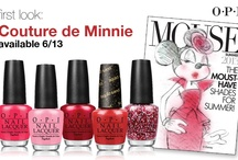 OPI Couture de Minnie Summer 2013