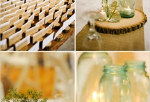 wedding stuff / by Theresa Parker