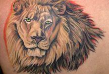 Tattoos / by Ian Wood