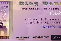 Take 2 by Ruchi Singh / The #BlogTour of #Take2 by @RuchiWriter. Follow all the reviews @ http://www.tbcblogtours.com/the-blog-tours/take-2-by-ruchi-singh