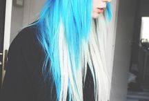hair color - cool