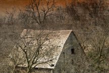 Barns / by Janet Gregg-Fortenberry