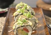 Recipes - Sushis