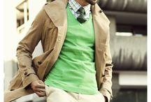 Men's Fashion / by Matt Whitney
