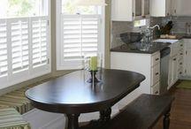 Kitchen - bay window?