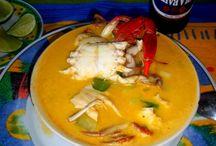 Honduran food  / by Miriam Aguilar