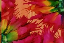 Artistic Alcohol Ink
