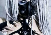 Cyber goths