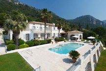 Villas Cote d'Azur / Anything you like you can do here. You are invited / by Ruud Mesker
