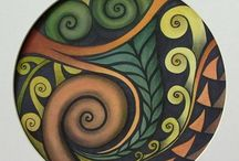 Maori Circular design