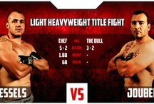 EFC Africa™ 15 / 'EFC Africa™ 15' - MMA - The vacant Light-Heavyweight title is up for grabs on Friday, July 27, 2012. http://numet.ro/efcafrica15