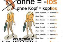 Apprentissage: Deutsch