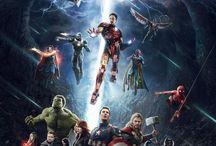 Marvel - DC