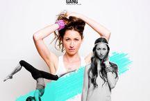 Knit / Yoga Street-Wear