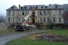 Château et relais