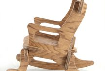 Chair rocking