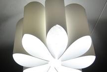 Dahlia Style Lamp Shades
