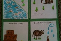 Native American Projects and Stuff! / by looneyteachr.com